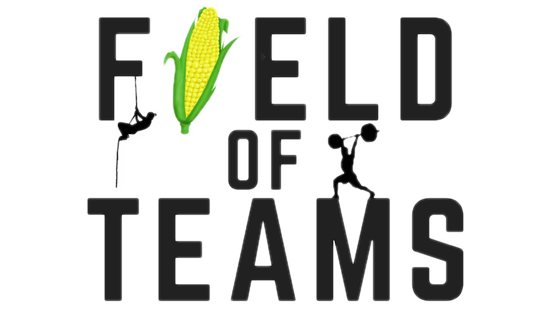 Field of Teams no background